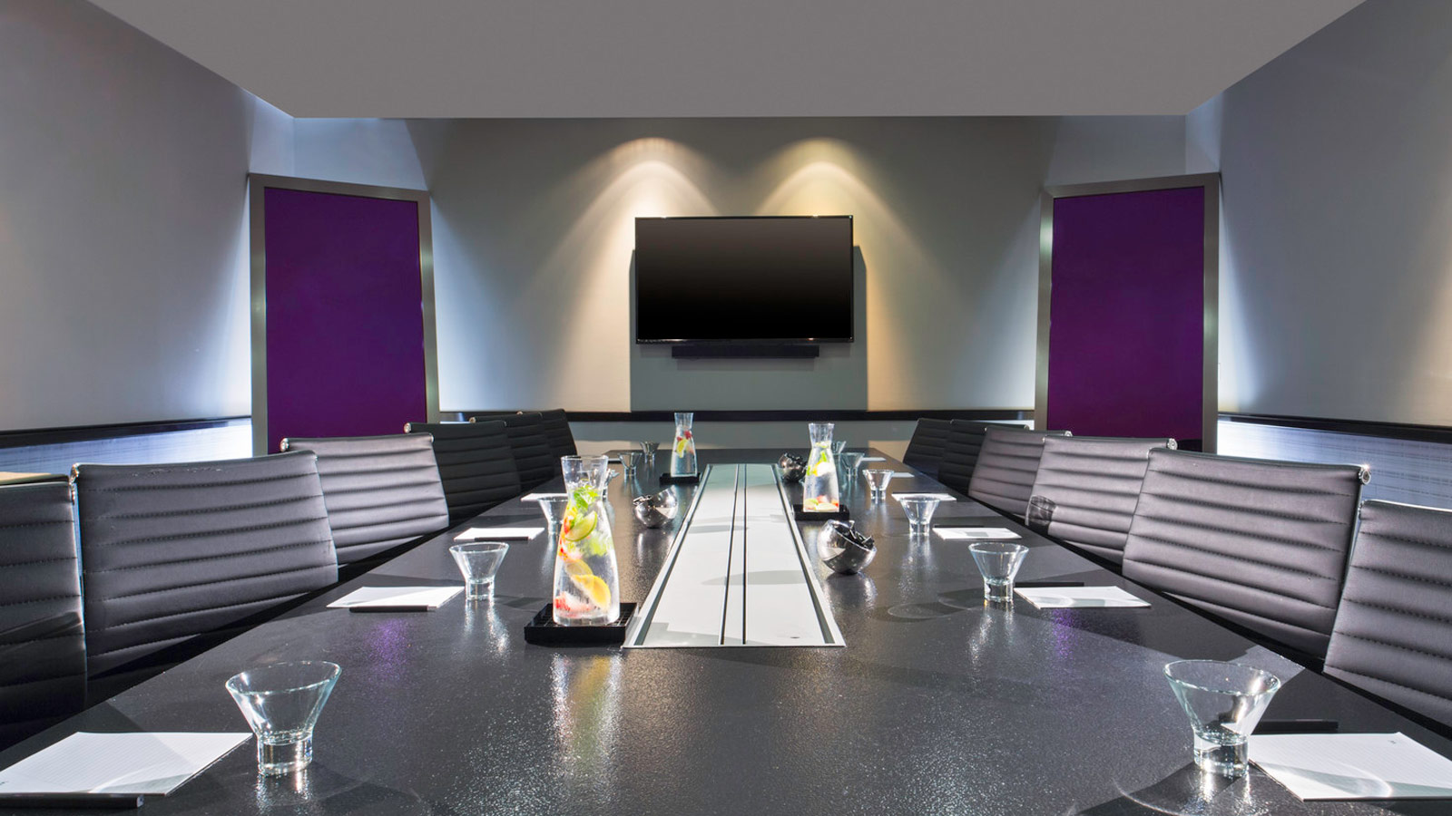 Event venues in atlanta w atlanta midtown for Best private dining rooms midtown