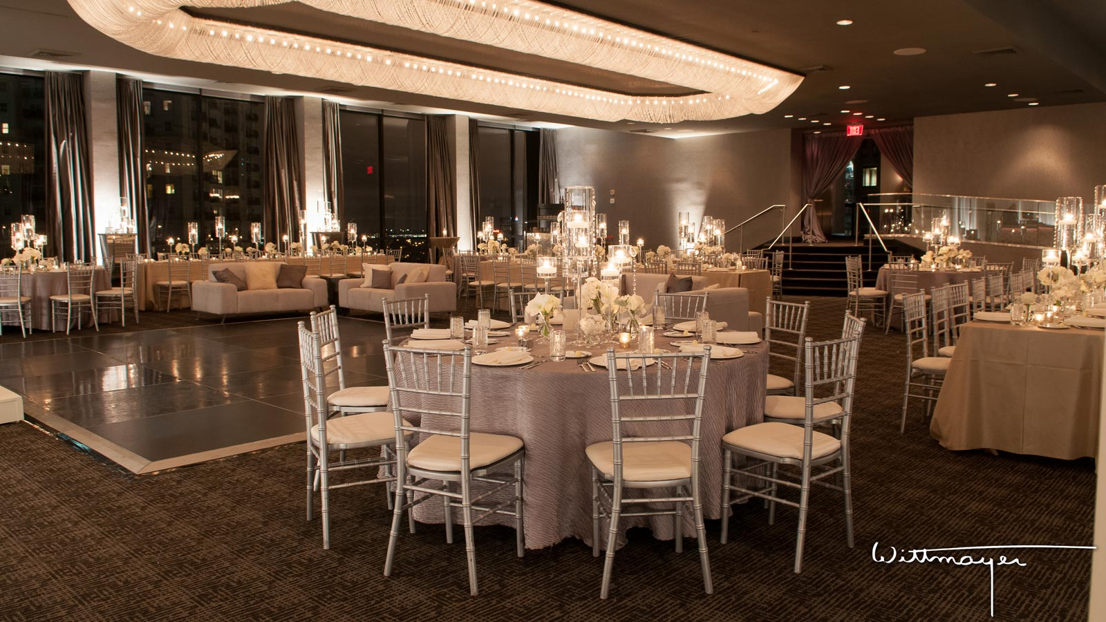 Atlanta wedding venues w atlanta midtown memorable weddings in our midtown atlanta venues junglespirit Image collections