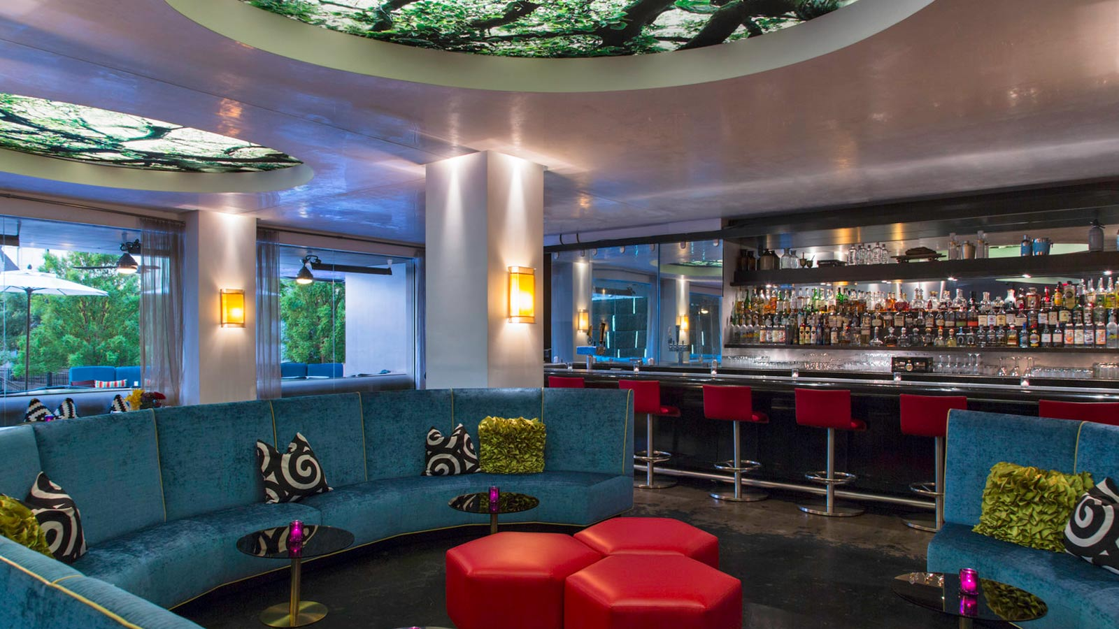 Midtown Atlanta Bar | The Living Room | W Atlanta - Midtown