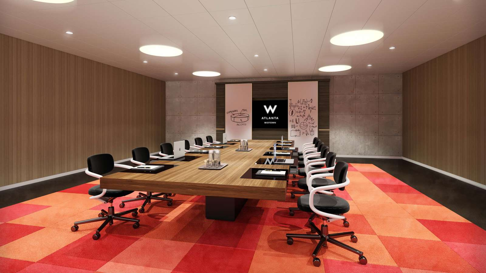 The Meeting Room | W Atlanta - Midtown